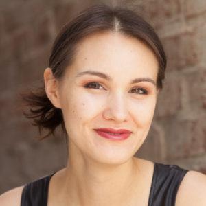 screenwriter Joanna Ke